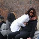 Priyanka Chopra – Filming 'Quantico' set in New York - 454 x 675