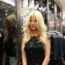Victoria Silvstedt Philipp Plein Cocktail Party In New York