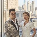 Lucy Liu & Ryan Su – Prestige Singapore Magazine (January 2019) - 454 x 681