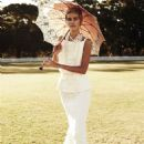 Isabel Lucas - Vogue Magazine Pictorial [Australia] (December 2013) - 454 x 595