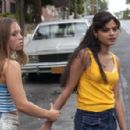Julia Garro as Diane and Melonie Diaz as young Laurie in A Guide To Recognizing Your Saints, written and directed by Dito Montiel. Photo by Walter Thomson.
