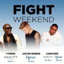 Justin Bieber at Rehab Saturday May 2,2015