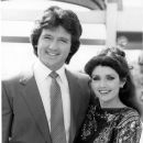 Morgan Brittany and Patrick Duffy