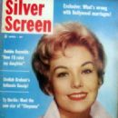 Kim Novak - Silver Screen Magazine Cover [United States] (April 1959)