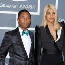 Pharrell Williams and Helen Lasichanh - 360 x 240