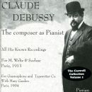 Paul Verlaine - Debussy: The Composer as Pianist (1904, 1913)