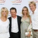Heather Locklear - Michael J. Fox Foundation For Parkinson's Research Summer Lawn Party Held - A Private Residence In Topanga, California 2009-05-30