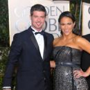 Paula Patton - 67 Annual Golden Globe Awards - 17/01/10