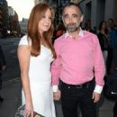 Michael Le Vell and Louise Gibbons - 454 x 697