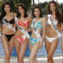 Shermine Shahrivar - Miss World Photos