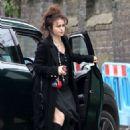 Helena Bonham Carter – Shopping in London - 454 x 645