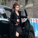 Helena Bonham Carter – Shopping in London