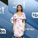 Storm Reid – 2020 Screen Actors Guild Awards in Los Angeles - 454 x 681