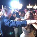 Rami Malek- Wedding Guest in Anavyssos, Greece