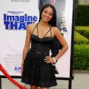 Erica Hubbard - Premiere Of Paramount Pictures & Nickelodeon's 'Imagine That' At Paramount Theater On The Paramount Studios Lot On June 6, 2009 In Los Angeles, California
