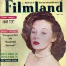 Susan Hayward - Filmland Magazine Cover [United States] (March 1953)