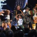 Carlos Vives- The 17th Annual Latin Grammy Awards - Show - 454 x 324