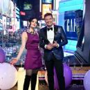 Lucy Hale – Hosting ABC's 'D*** Clark's New Year's Rockin' Eve in NYC