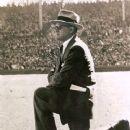 George Halas coaching the Chicago Bears