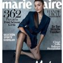 Hande Ercel - Marie Claire Magazine Cover [Turkey] (October 2020)