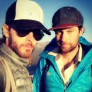 Jared Leto and Renan Ozturk in Yosemite