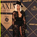 Blac Chyna at The Maxim Hot 100 Party in Los Angeles, California - June 24, 2017 - 454 x 694