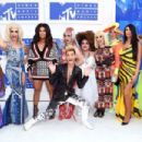 Frankie Grande attends the 2016 MTV Video Music Awards at Madison Square Garden on August 28, 2016 in New York City