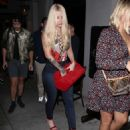 Iggy Azalea – Leaving Craigs in West Hollywood