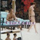 Chiara Mastroianni & Vincent Lindon in Mauritius - 2009 - 454 x 630