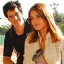 Mateus Solano and Aline Moraes