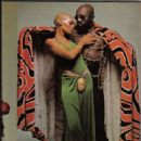 Isaac Hayes and Pat Evans