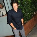 Orlando Bloom is seen in Hollywood February 10,2015