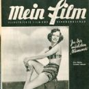 Alexis Smith - Mein Film Magazine Pictorial [Austria] (25 July 1947)