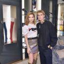 Amanda Steele – FENDI MANIA Capsule Collection Launch Event in LA - 454 x 682