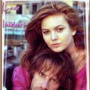 Diane Lane and Christopher Lambert