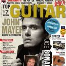 John Mayer - Top Guitar Magazine Cover [Poland] (July 2012)