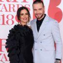 Cheryl Tweedy and Liam Payne – 2018 Brit Awards in London - 454 x 681