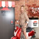 Tricia Helfer – Pizza Hut Lounge at 2019 Comic-Con International: San Diego - 454 x 613