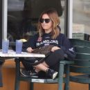 Ashley Tisdale – Out for breakfast in West Hollywood - 454 x 589