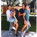 Kassem Gharaibeh,Anthony Padilla, Ian Hecox,and Ryan Higa