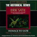 Erik Satie - Homage to Satie (The Utah Symphony Orchestra feat. conductor: Maurice Abravanel)