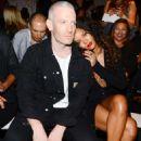Rihanna Altuzarra Fashion Show In Ny