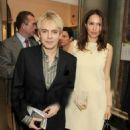 Nick Rhodes (L) and Sasha Volkova attend the Royal Academy of Arts' summer exhibition preview party at the Royal Academy of Arts on June 2, 2011 in London, England