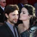 matt dallas and jaimie alexander - 454 x 329