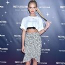 Jordyn Jones – PrettyLittleThing x Hailey Baldwin Launch Event in LA - 454 x 669