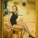 Danik Patisson - Cine Revelation Magazine Pictorial [France] (15 December 1955) - 454 x 596