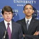 Rod Blagojevich & President elect Obama