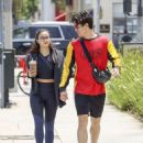 Camila Mendes and Charles Melton – Out in LA 06/05/2019 - 454 x 585