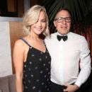 Jennifer Lawrence : Fox and FX's 2016 Golden Globe Awards Party