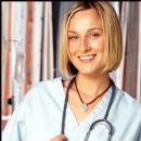 Luisa Bradshaw-White as Lisa Fox in Holby City